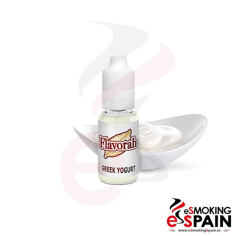 Flavorah Greek Yogurt 15ml (nº36)
