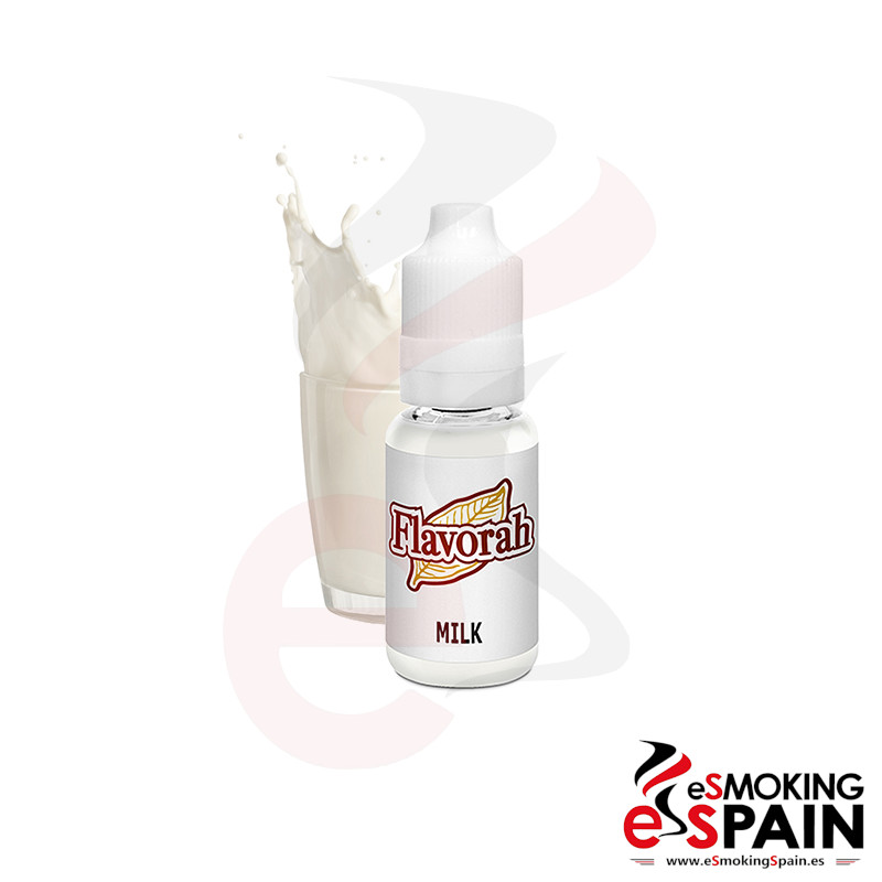 Flavorah Milk 15ml (nº52)
