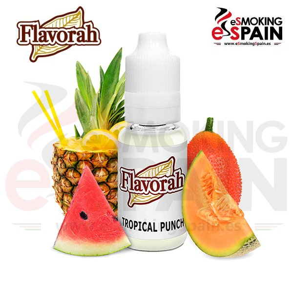 Flavorah Tropical Punch (nº36)