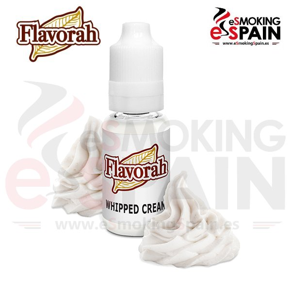 Flavorah Whipped Cream (nº39)