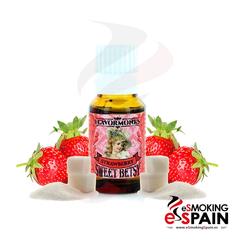 Aroma Flavormonks Sweet Besty Strawberry 10ml