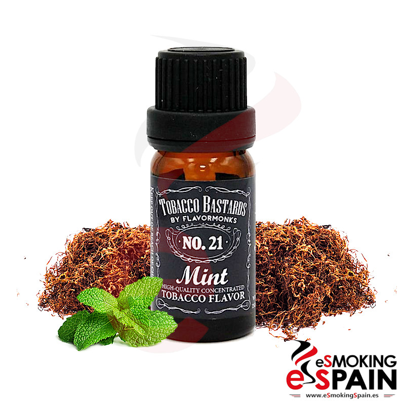 Aroma Flavormonks Tobacco Bastards nº21 Mint 10ml