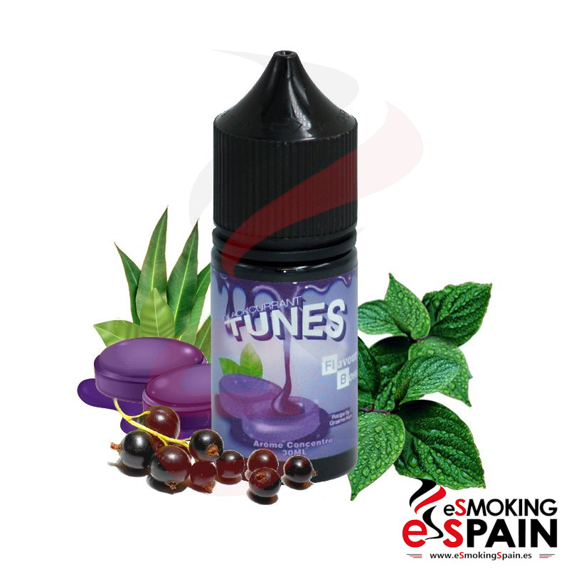 Flavour Boss Blackcurrant Tunes 30ml