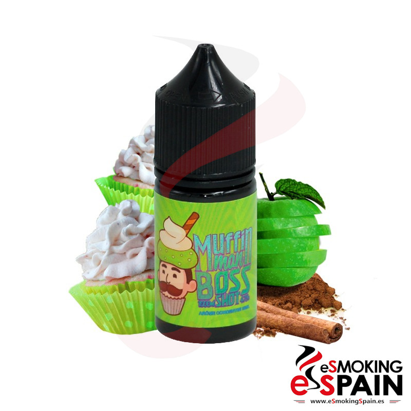 Flavour Boss Muffin Man 30ml