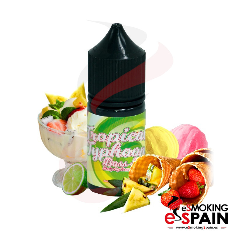 Flavour Boss Tropical Typhoon 30ml