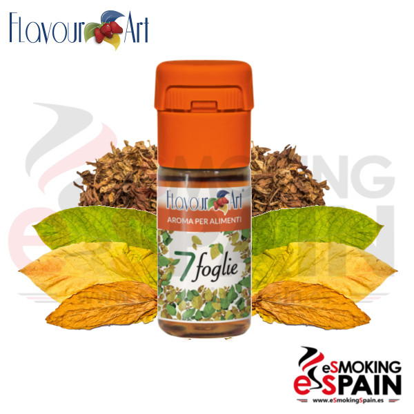 FlavourArt 7Leaves Ultimate Flavor (nº1)