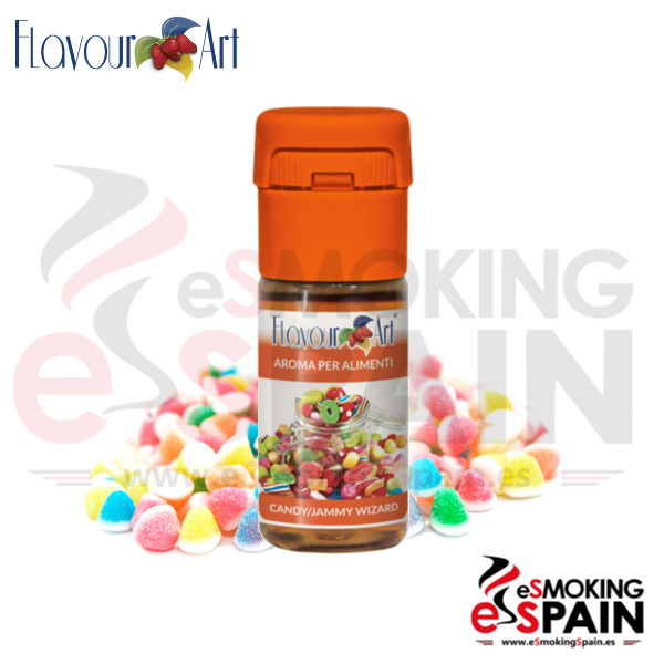 Aroma FlavourArt Candy/Jammy (nº166)