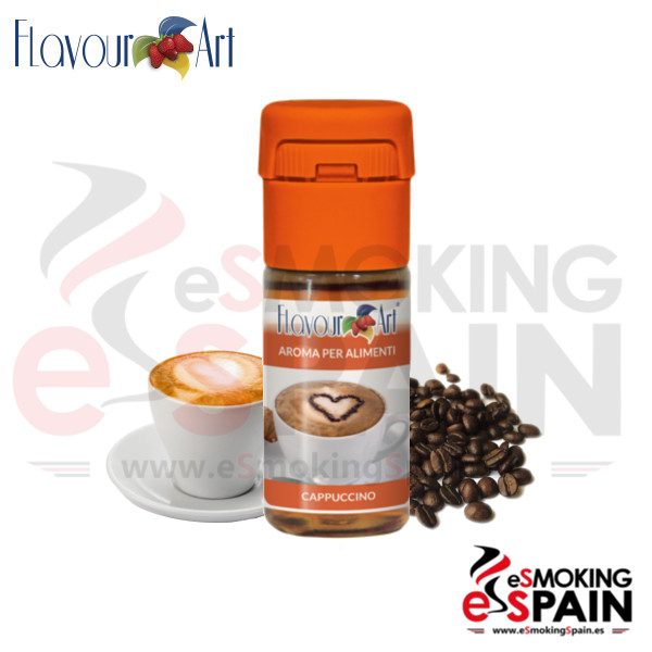 FlavourArt Flavor Cappuccino (nº80)