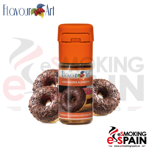 Aroma FlavourArt Chocolate Glazed Doughnut (nº146)