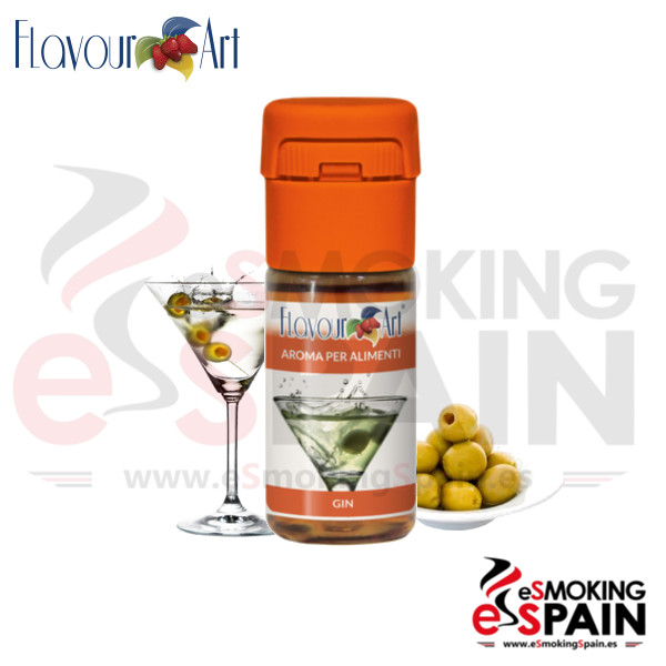 Aroma FlavourArt Gin (nº73)
