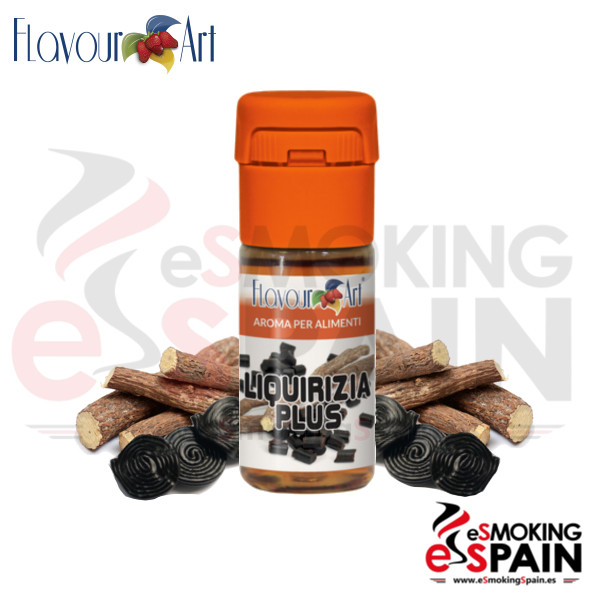 FlavourArt Flavor Black Touch flavor (Licorice flavor PLUS) (nº4