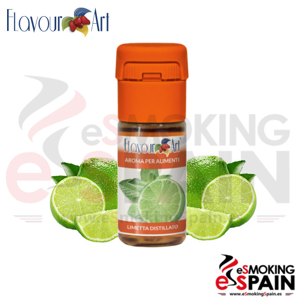 FlavourArt Lime flavor Tahity DISTILLED (nº133)