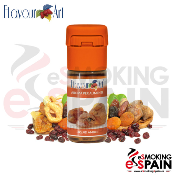 FlavourArt Liquid amber Flavor (nº14)