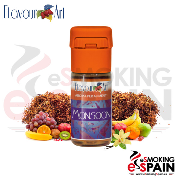 FlavourArt e-motions Monsoon Flavor (nº35)