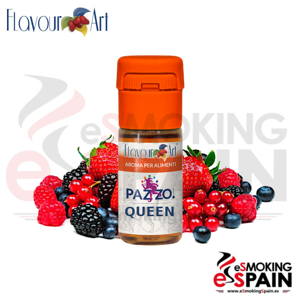Aroma FlavourArt Pazzo Queen (nº176)