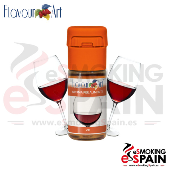FlavourArt Flavor Wine Red (nº121)