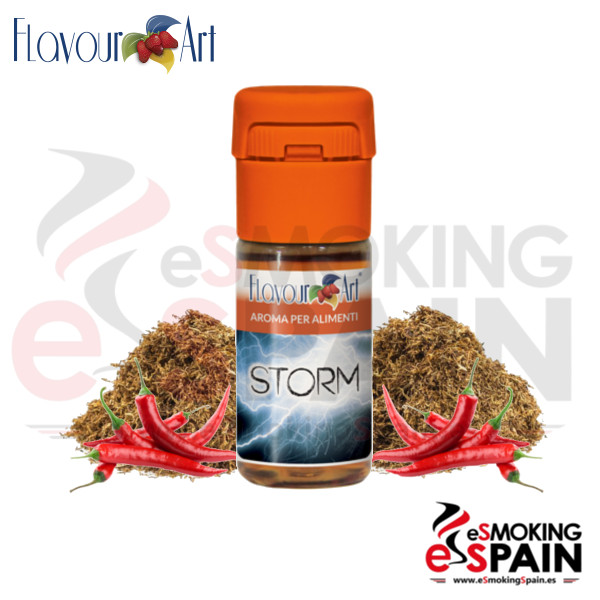 Aroma FlavourArt e-motions Storm (nº36)