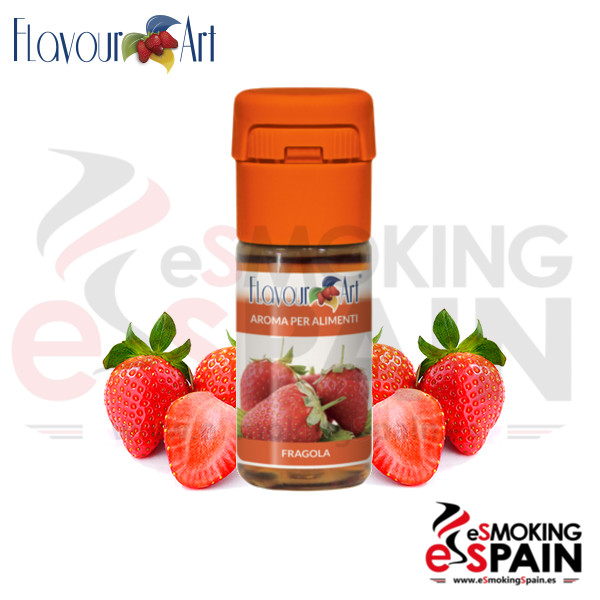 FlavourArt Red Touch flavor (Strawberry) (nº108)