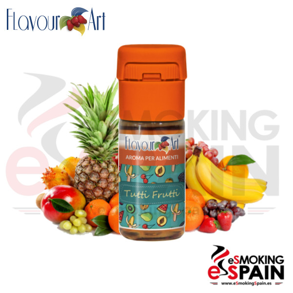 FlavourArt Flavor Blenderize (Tutti frutti) (nº40)