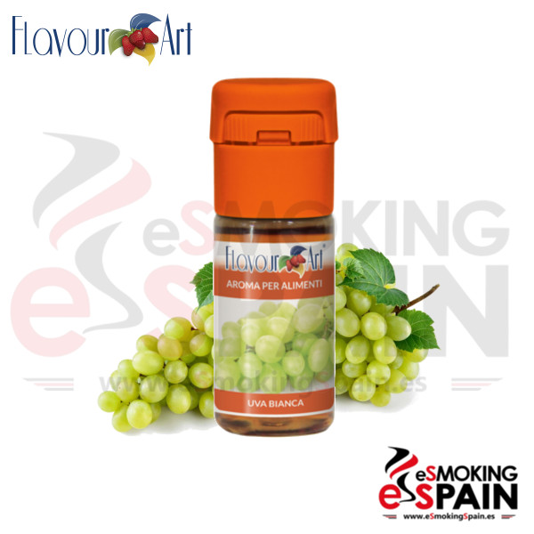 FlavourArt Flavor Grape white (Uva Bianca) (nº75)