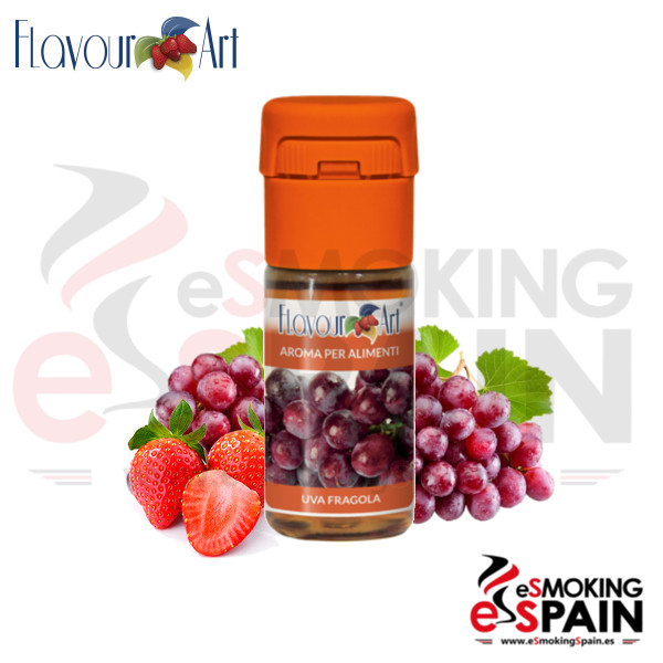 FlavourArt Flavor Grape concord (Uva Fragola) (nº74)
