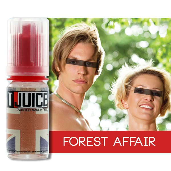 Aroma T-Juice 10ml Forest Affair