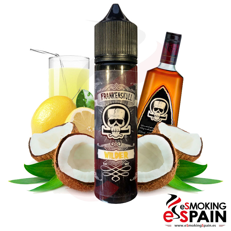 Frankenskull Franki-E-Juice Wilder 50ml 0mg
