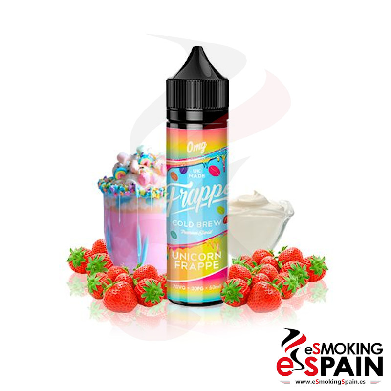 PanCake Factory Unicorn Frappe 50ml 0mg