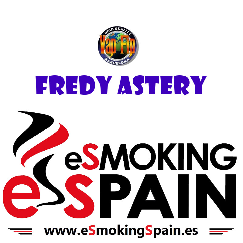 Aroma VapFip Heisenbers Fredy Astery