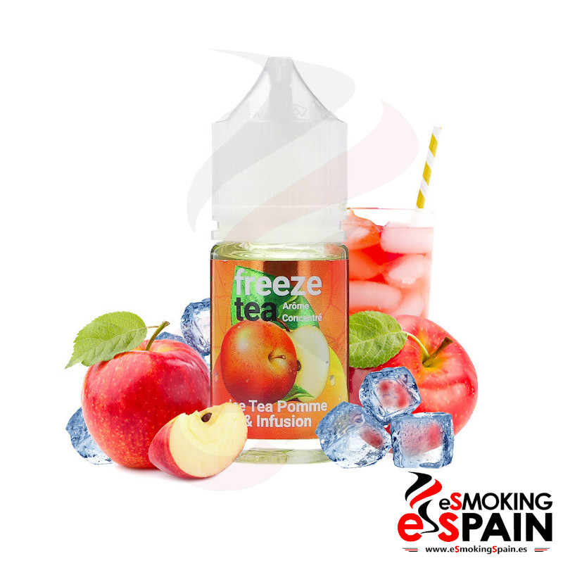 FreezeTea Ice Tea Pomme & Infision 30ml