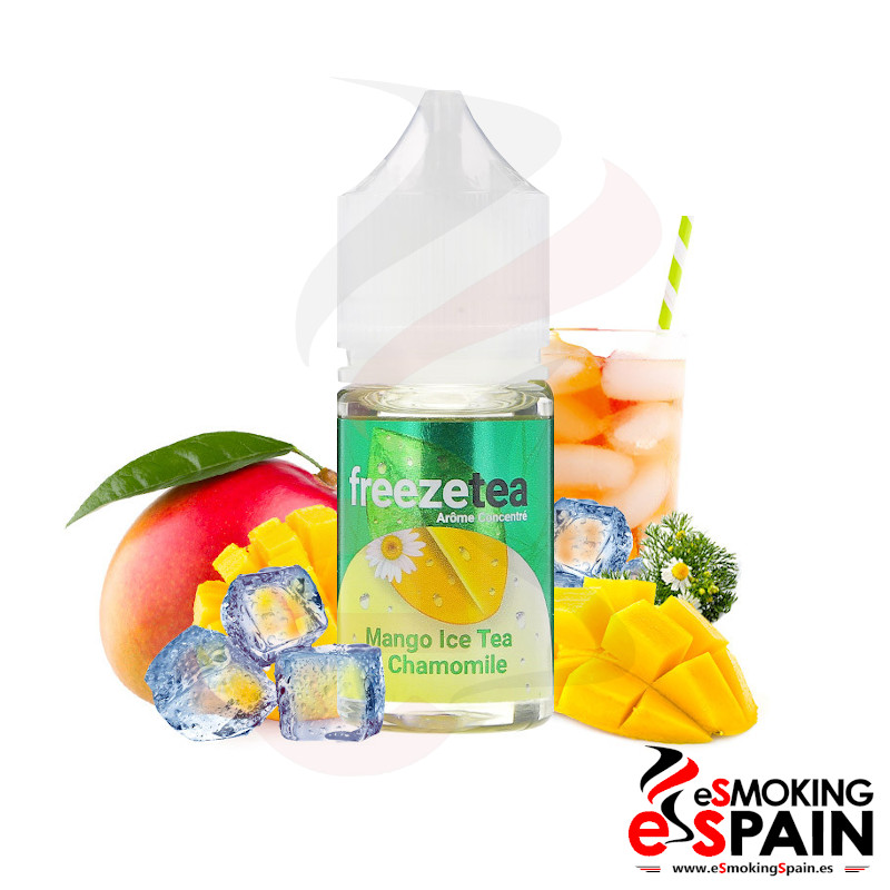 FreezeTea Mango Ice Tea & Chamomile 30ml