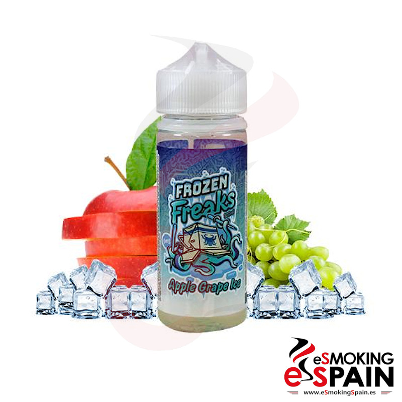 Frozen Freaks Apple Grape Ice 100ml 0mg