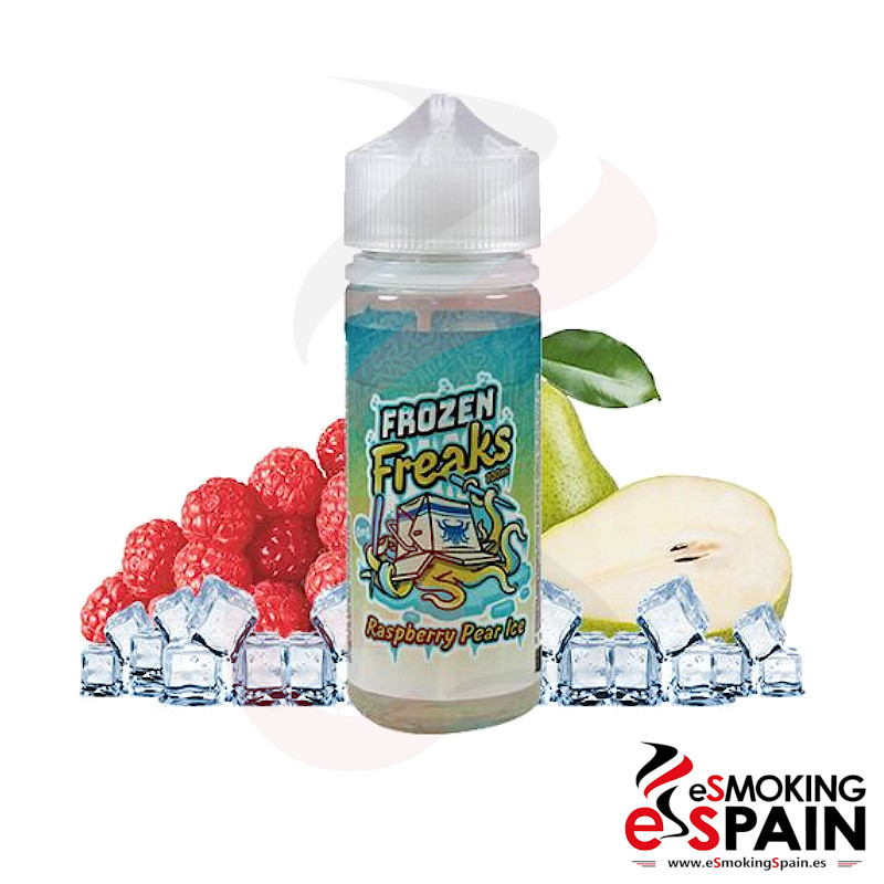 Frozen Freaks Raspberry Pear Ice 100ml 0mg