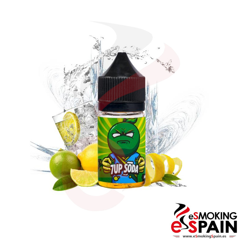 Fruity Champions League 7UP Soda 30ml