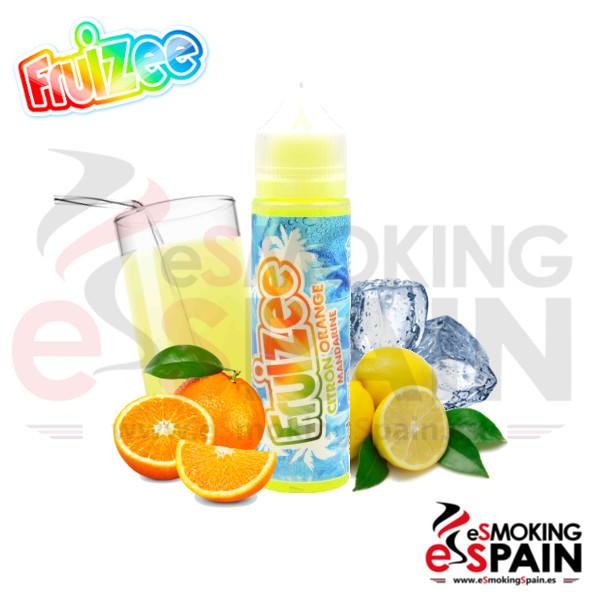 Liquido Fruizze Citron Orange Mandarine Fresh 50ml 0mg