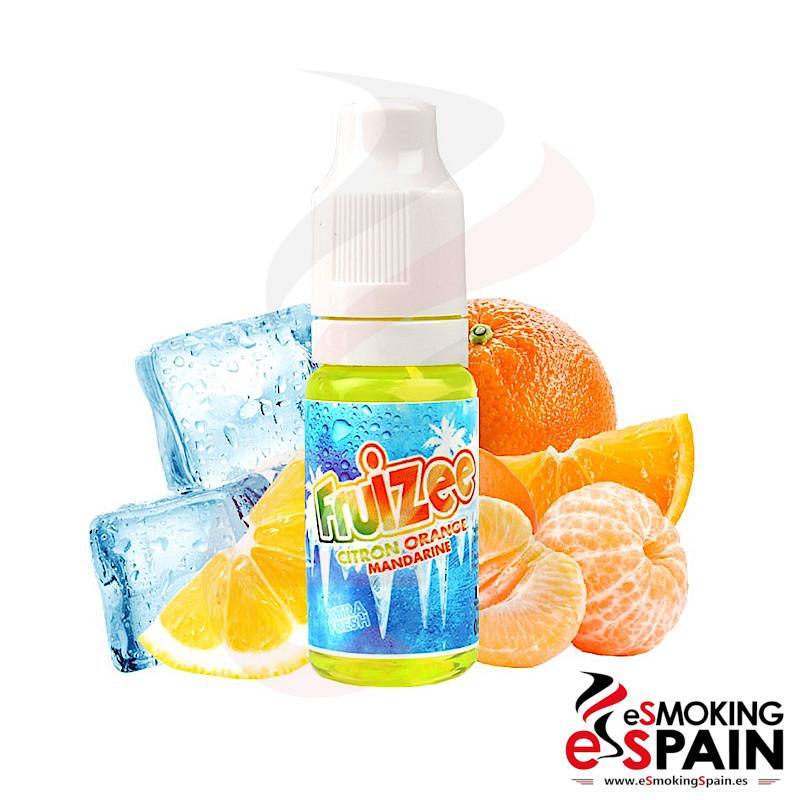 Fruizee Citron Orange Mandarine Fresh 10ml 0mg