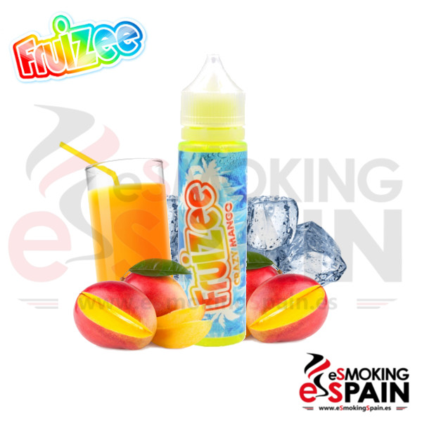 Liquido Fruizze Crazy Mango Fresh 50ml 0mg