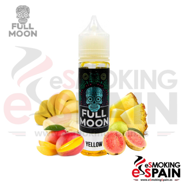 Liquido Full Moon Yellow 50ml 0mg