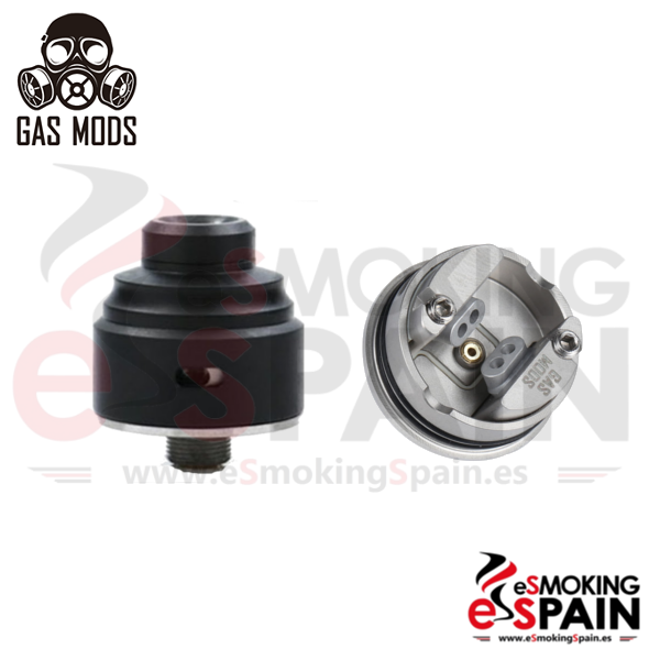 Gas Mods GR1 RDA Black