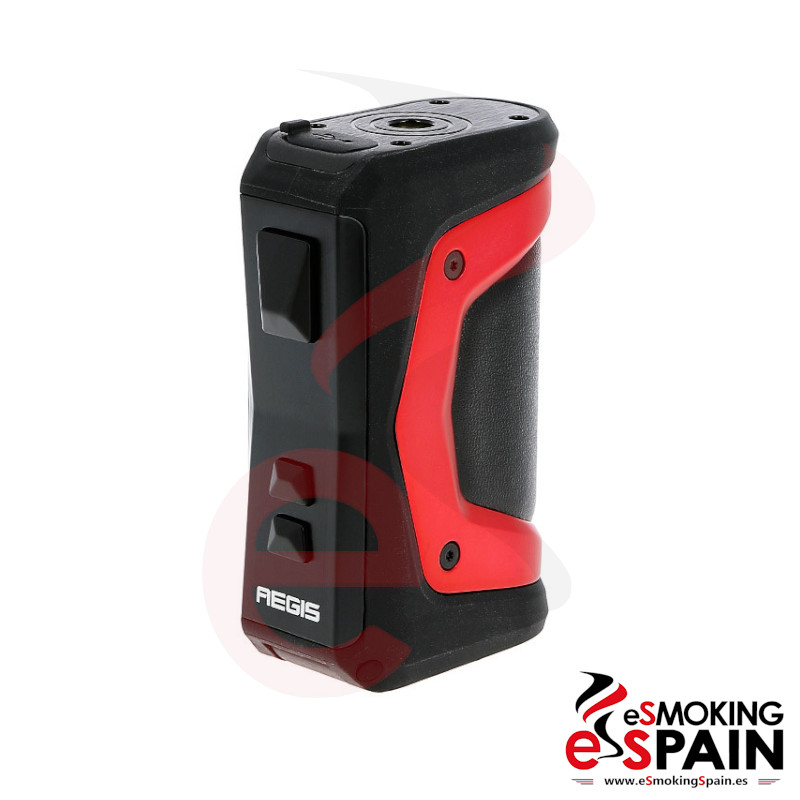Geek Vape Aegis X 200W Mod Red Black
