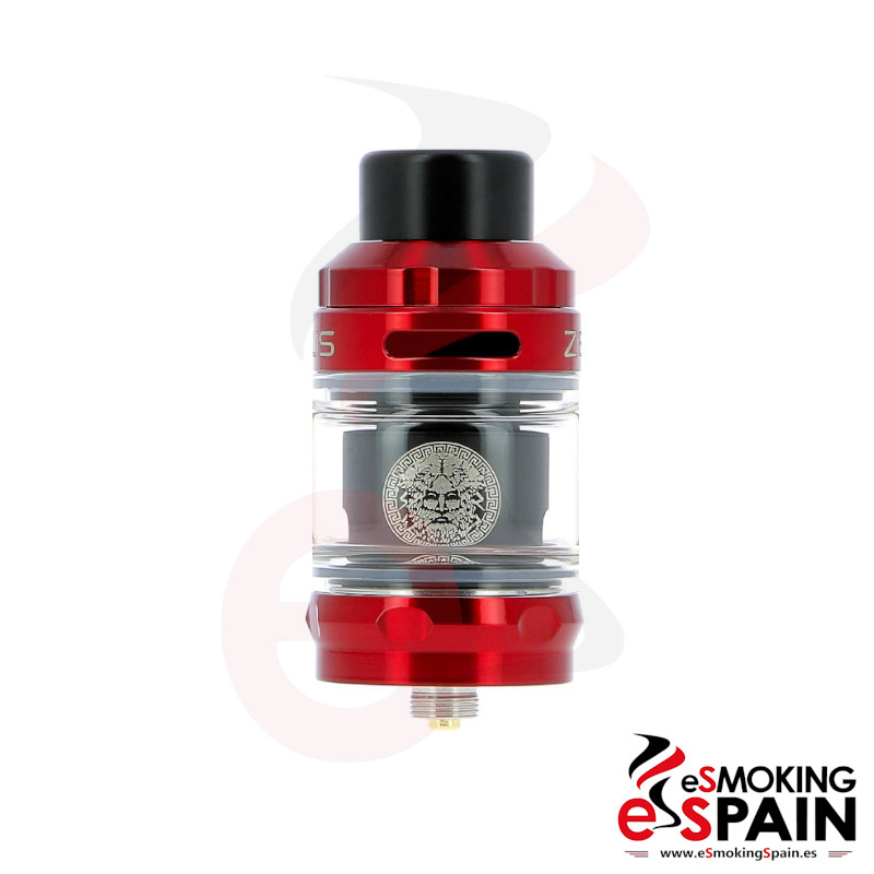 Geek Vape Zeus Sub Ohm Tank Red 2ml