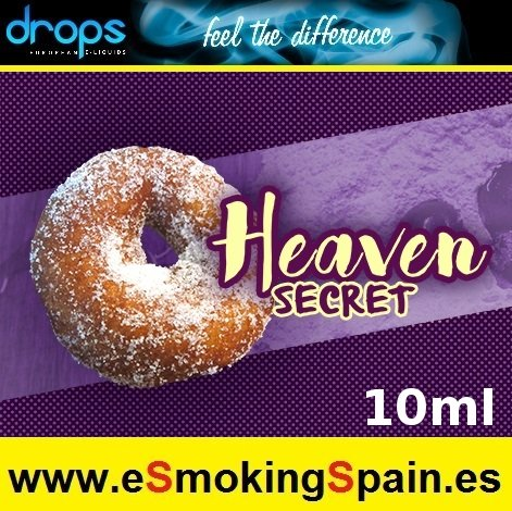 Eliquid Drops Artisans Selection Heaven Secret 10ml