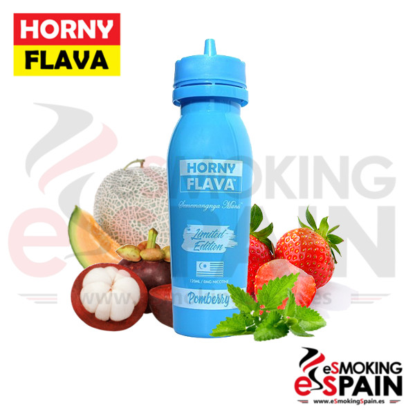Liquido Horny Flava Pomberry 100ml 0mg