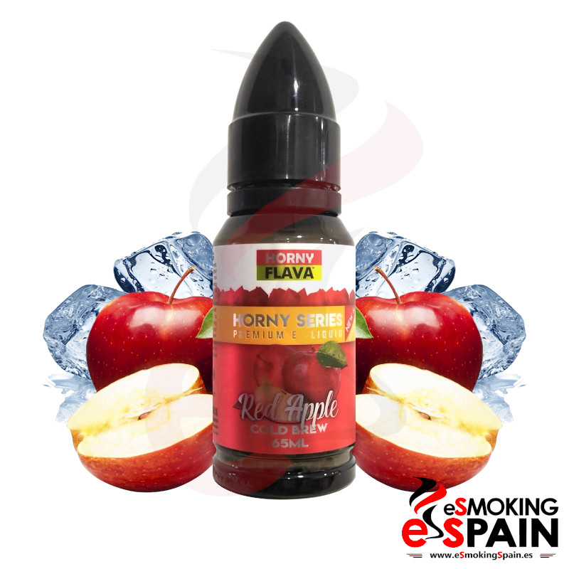 Horny Flava Red Apple Cold Brew 55ml 0mg