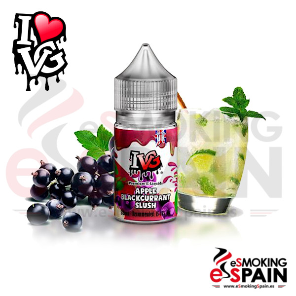 Aroma I VG Apple Blackcurrant Slush 30ml