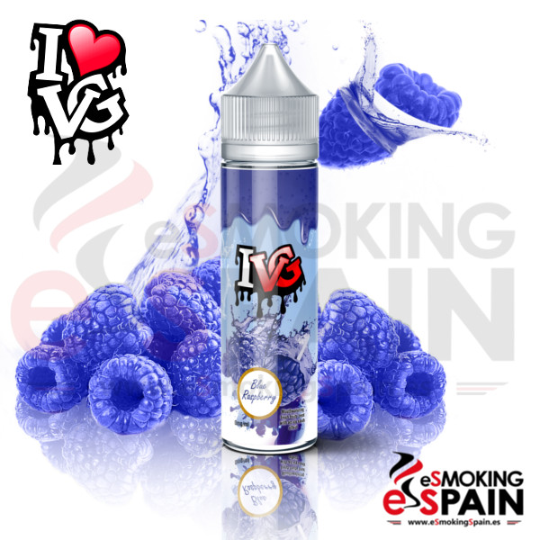 I VG Blue Raspberry 50ml 0mg