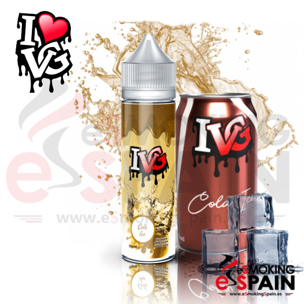 I VG Cola Ice 50ml 0mg
