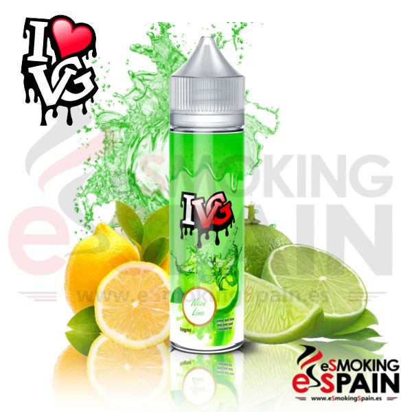 I VG Neon Lime 50ml 0mg