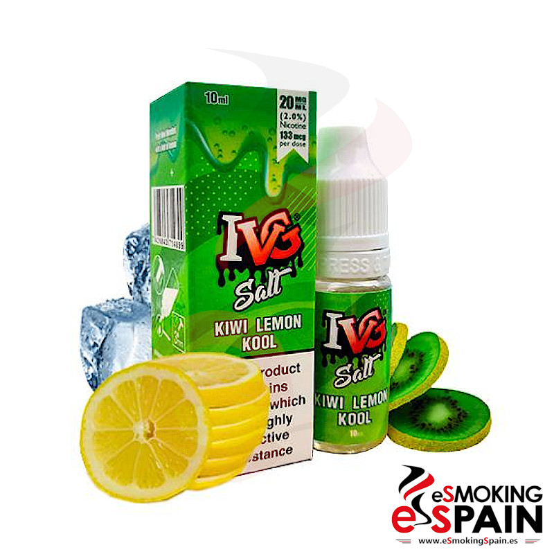 I VG Salt Kiwi Lemon Kool 20mg 10ml