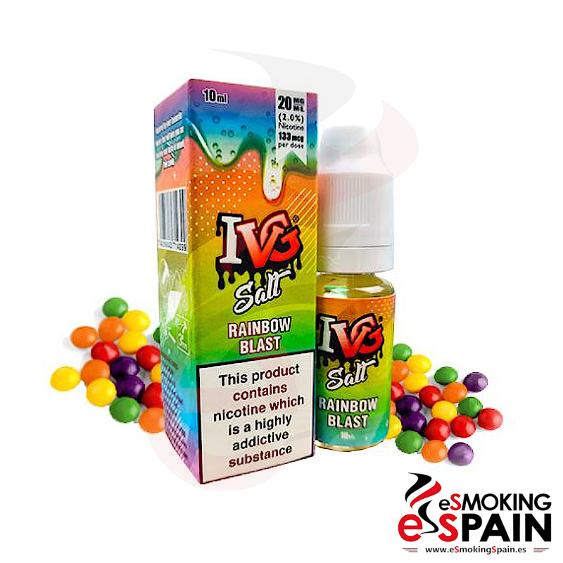 I VG Salt Rainbow Blast 20mg 10ml